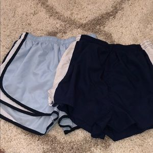 Vintage nike running short bundle